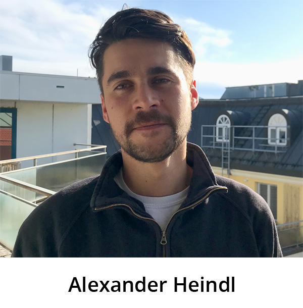 Alexander Heindl, (c) privat